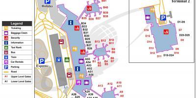 Milan Map Kartor Milano Lombardiet Italien